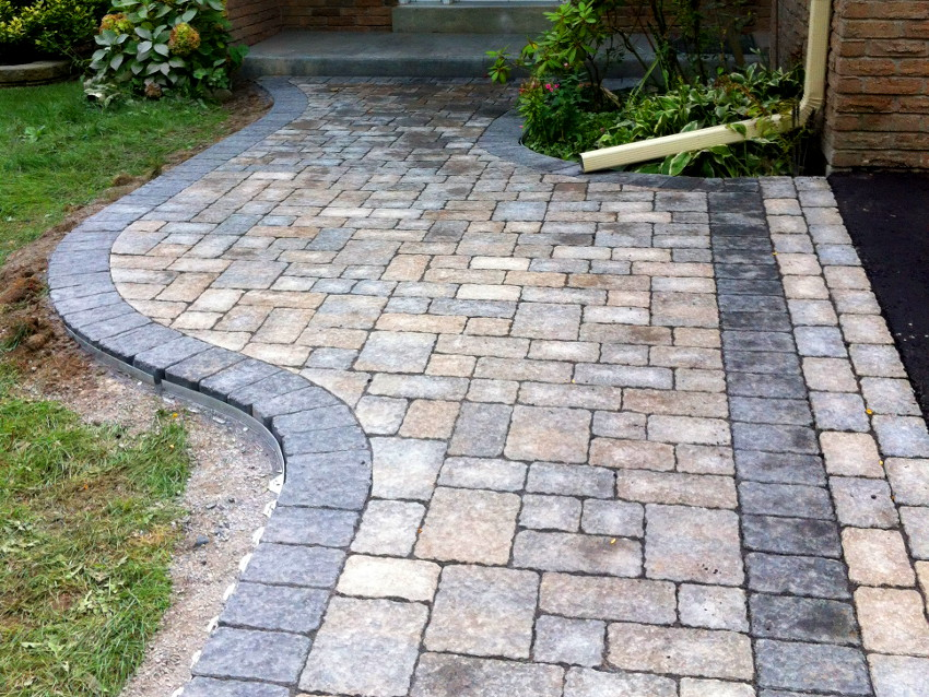Interlocking Patio Driveway Toronto 905 761 7315